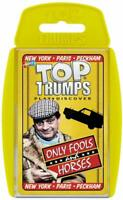 Top Trumps - Only Fools and Horses FREE POSTAGE + FREE KEYRING WORTH £5