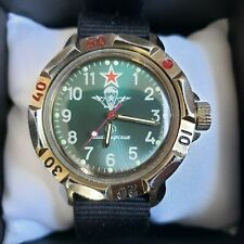Wrist Watch Komandirskie VDV Soviet USSR Vostok
