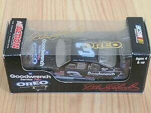 2001 #3 Dale Earnhardt Oreo GM Goodwrench Promo 1/64 Action NASCAR Diecast MIP