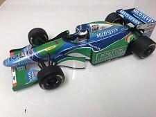 1/18 Minichamps Benetton B194 Michael Schumacher 1994 Champion Monaco G.P.