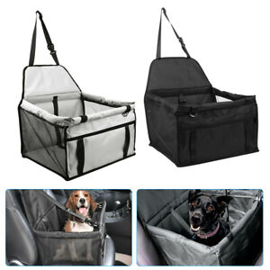 Haustier Autositz Hundetasche Katze Tragetasche Transporttasche Rücksitztasche