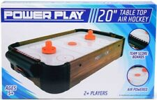 Brand new Power Play Table Top Air Hockey Game, 20 Inch (bx17)