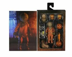 """Neca Ultimate Sam (Trick 'R Treat) 7"""" scale (5"""" tall) action figure - IN STOCK"""