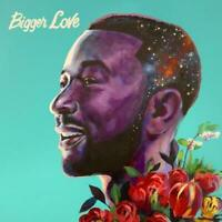 John Legend Bigger Love CD NEW