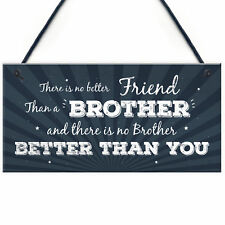 Special Brother Sister Gifts For Brother Birthday Keepsake Friendship Thank You