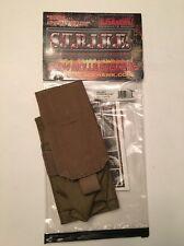 NEW Blackhawk S.T.R.I.K.E. 5.56 Single Magazine Pouch - Coyote Tan Gen4 Molle