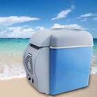 1pc Car Refrigrator 7.5L Mini Portable Electric Car Freezer for Office