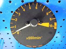 DREHZAHLMESSER COCKPIT CBX 550 F SPEEDOMETER TACHYMETRE COMPTEUR TACHO