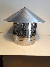 8 inch stove pipe Stainless Steel Chimney Cap