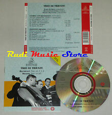 CD TRIO DI TRIESTE Beethoven trio op 1 2 Brahms trio op 87 ERMITAGE lp mc dvd