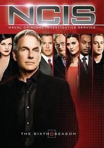 NCIS: The Sixth Season DVD