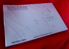 SME SERIES M2 MODELS M2 9/10/12 INCH TONE ARMS USER MANUAL BRAND NEW