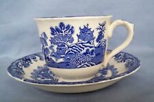 Earthenware Royal Worcester Cups & Saucers