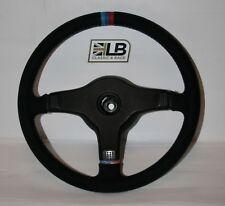 BMW E30 M Tech 1 Genuino Volante retrimmed-E24 E34 E28 E32