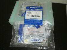 10pcs Desco 09041 Wristband Premium Metal Exp Adjust 4 mm,unused$3521