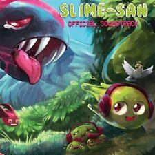 SLIME-SAN-OFFICIAL SOUNDTRACK (COLOURED)  2 VINYL LP NEU