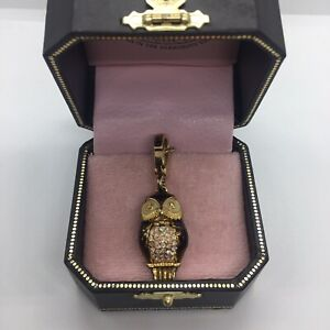 Juicy Couture Owl Charm(brown)