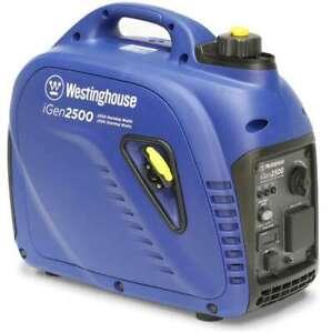 Westinghouse iGEN2500 2.5kVA Inverter Generator, Brand New with 2 Year Warranty*