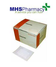 St John Ambulance Supplies Primapore Adhesive Wound Dressing Pad 50pcs 8.3 x 6cm