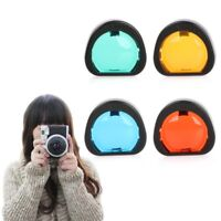 4Pcs Color Close Up Lens Filter Set For Fujifilm Instax Mini 90 Film Camera