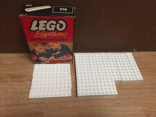 Vintage 60's LEGO System by Samsonite #216 White