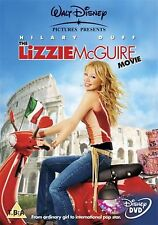 The Lizzie McGuire Movie 2004 Hilary Duff, Adam Lamberg NEW SEALED UK R2 DVD