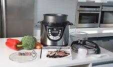Robot Cocina Olla PROGRAMABLE Eléctrica PRESION GM MODELO D, FUNCION FREIR Y VOZ