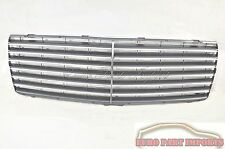 Mercedes Benz S Class W140 S420 S430 S500 '92 - '99 Gray Grille Insert Only
