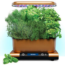 Miracle-Gro AeroGarden Harvest with Cherry Tomato Pod Kit, Copper New