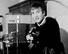 "Beatles at The Cavern Club 10"" x 8"" Photograph no 28"