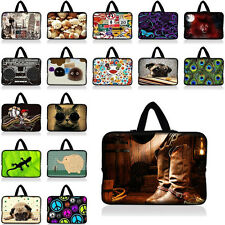 7 inch Soft Sleeve Bag Case Tablet Cover Pouch For Samsung Galaxy Tab 4 7.0 8.0