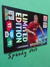 Champions League 2013 Limited Edition Bender leverkusen Panini Adrenalyn 13 14