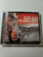 Brad Paisley - Time Well Wasted [New CD]