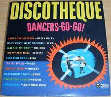 DANCERS-GO-GO DISCOTHEQUE ALBUM 1965 MONO CORONET RECORDS CX 245