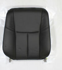 2015 NISSAN ALTIMA RIGHT PASSENGER FRONT BLACK BACK SEAT ASSY W/ AIR BAG OEM