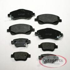 Bremsbeläge Satz vorne für Toyota Corolla E12 1,4 1,6 1,8 2,0 D-4D HB Kombi