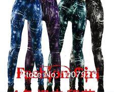 Lange Damen-Leggings aus Polyester keine Mehrstückpackung