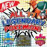 Pokemon Sword and Shield ⚔️ ALL 77 SHINY LEGENDARY POKEMON ✨CROWN TUNDRA DLC 🛡️