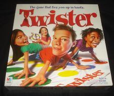 Milton Bradley TWISTER Game Ages 6 & Up NEW (NIB) Factory Sealed