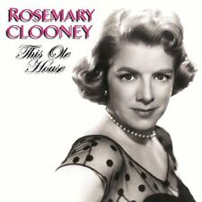 Rosemary Clooney ~ This Old House NEW SEALED CD HALF AS MUCH,MAMBO ITALIANO ETC