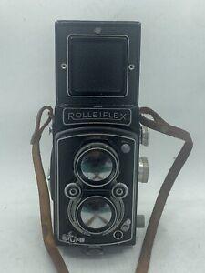 Rolleiflex Automat MX Model K4A 3.5 75mm TLR Twin Lens Reflex Camera FROM USA