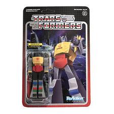 New listing transformers grimlock reaction action figure super 7