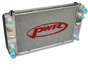 PWR Radiator 55mm fits Porsche 928 V8 1978-86 PWR2149