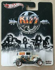 Hot Wheels - KISS - A-OK - Pop Culture - Decades of Decibals - 40 Years - RR