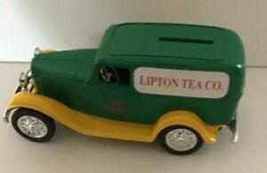 1932 Ford Panel Delivery Bank Lipton Tea Sir Thomas 9087UP 1991 Vintage