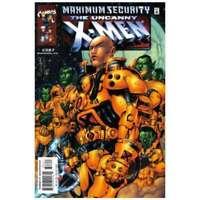 Uncanny X-Men (1981 series) #387 in Near Mint condition. Marvel comics [*b4]
