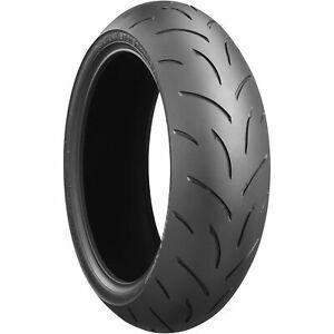 Bridgestone 180/55 ZR17 73W Battlax BT015Motorcycle Rear Tubeless Tyre