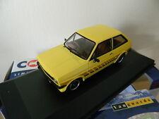 Vanguards Corgi VA12509 Ford Fiesta MK1 'Festival' Prairie Yellow