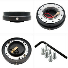 MASO Quick Release Boss Kit Universal Aluminium Steering Wheel Hub Adapter off