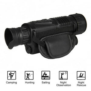Infrared 5x40 Night Vision DV Telescope Camera